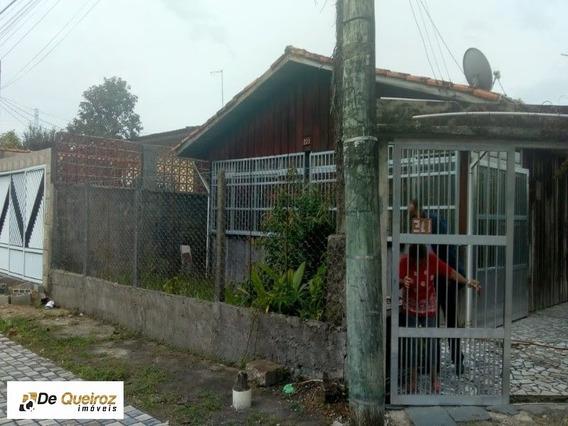 Casa Em Mongaguá, Bairro Jussara - 1669 - 33119814