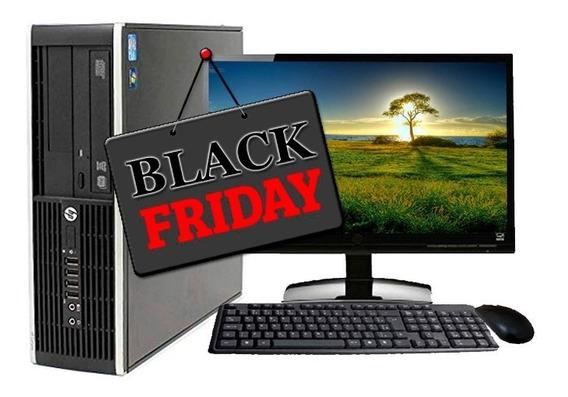 Computador Pc Compl Hp 8200 Slim I5 4gb Hd320gb Black Friday