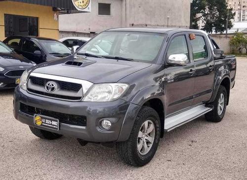 Toyota Hilux Srv (c.dup) 4x4 3.0tb-ic 16v(n.serie)