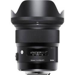 Lente Sigma Dg 24mm F/1.4 Hsm Arte Para Canon