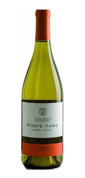 Vino Blanco Chardonnay Monte Xanic - 750 Ml