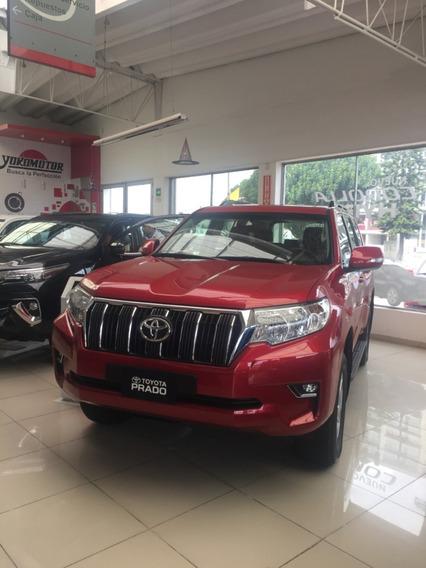 Remate Toyota Prado Tx-l Diesel 7 Puestos Full Equipo 2019