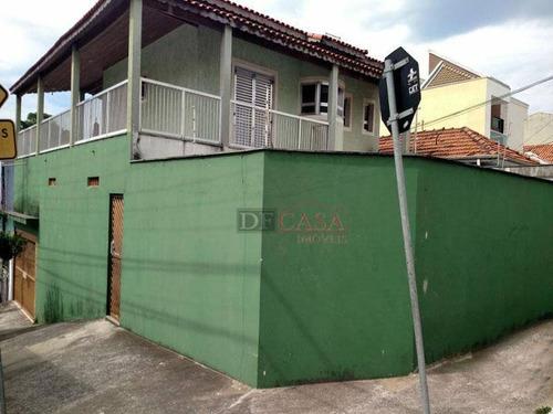 Sobrado Com 3 Dormitórios À Venda, 160 M² Por R$ 800.000 - Jardim Penha - São Paulo/sp - So3221