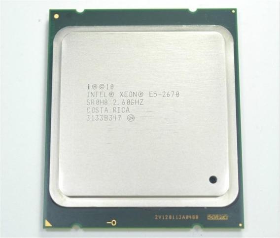 Processador Intel Xeon E5-2670 8/16 Cores 20mb - 24h