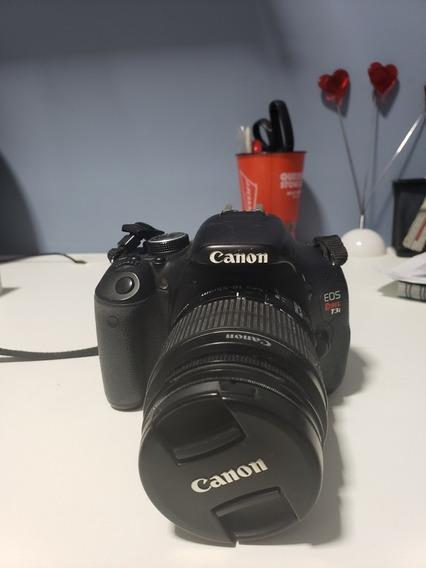 Câmera Canon Eos Rebel Canon T3i + Lente 55mm