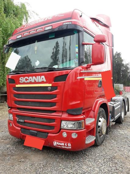 Scania R480 6x2 2018 Sólo 220 Mil Kms