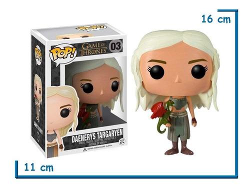 Funko Pop Daenerys Targaryen Game Of Thrones Dia Del Niño