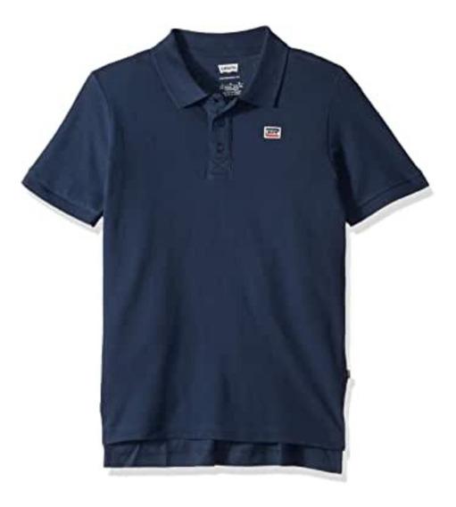 Camisa Polo Infantil Levis Kids Baby Menino Original