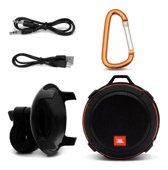 Jbl Wind Caixa De Som Portátil Bluetooth Bicicleta E Moto