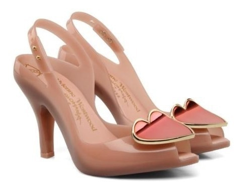 Zapatos Melissa Vivienne Westwood Número 6.5 Mex Originales