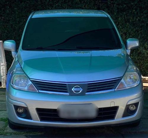 Nissan Tiida 2009 1.8 S Flex Aut. 5p