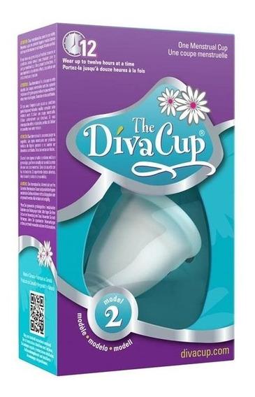 Copa Menstrual The Diva Cup Modelo 2