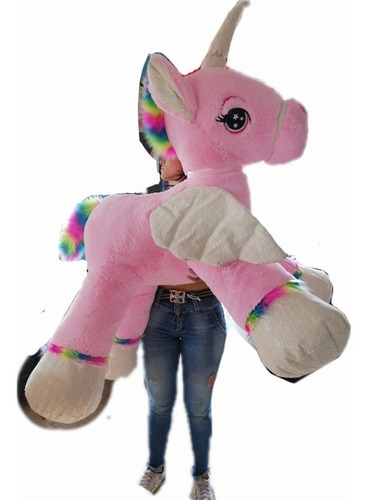Unicornio Gigante De 1.50cmts + Envío Gratis