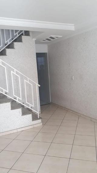 Sobrado Com 3 Dormitórios Para Alugar, 120 M² Por R$ 1.800/mês - Vila Formosa - São Paulo/sp - So0275