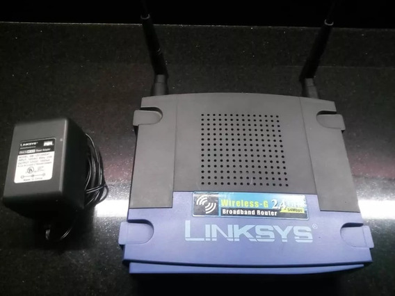 Router Linksys Wrt54g Us20