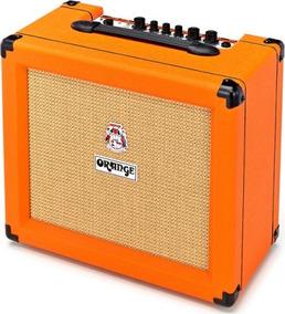 Amplificador Para Guitarra Orange Crush 35 Rt