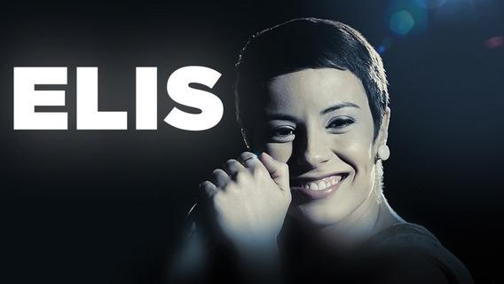 Dvd Elis: Viver É Melhor Que Sonhar