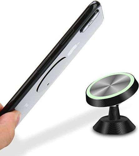 Sujetador Magnético Universal Metálico De Teléfono Con Imán