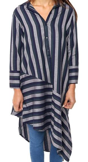 Vestido Tai - 8502 Mujer Prussia