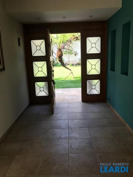 Casa Assobradada - Brooklin - Sp - 568752