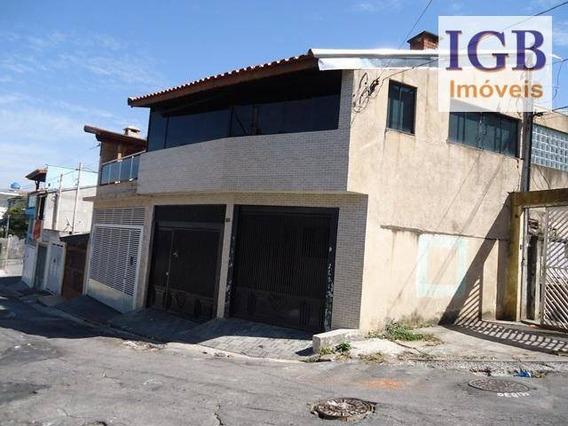 Sobrado Com 2 Dormitórios À Venda, 100 M² Por R$ 349.000,00 - Jardim Peri - São Paulo/sp - So0481