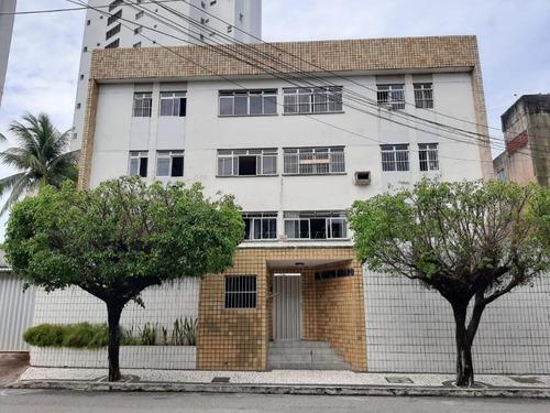 Apartamento Com 3 Dormitórios À Venda, 103 M² Por R$ 320.000,00 - Cocó - Fortaleza/ce - Ap1930