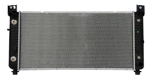 Radiador Silverado Doble Enfriador Z71 Tahoe