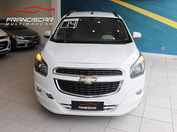 Chevrolet Chev/spin 1.8l Mt Ltz