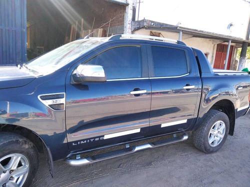 Imagen 1 de 11 de Ford Ranger 3.2 Cd 4x4 Limited Tdci 200cv At 2012
