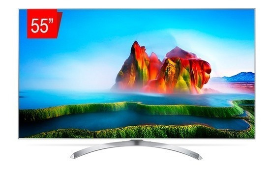 Tv Led 55 Lg Sj8000 Uhd 4k, Webos3.5, Hdr, Smart Tv, Hdmi 4