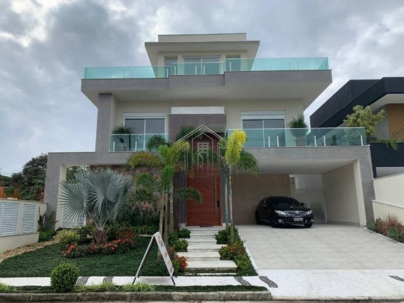 Casa Em Alto Padrão Para Venda No Bairro Riviera De São Lourenço - 891202