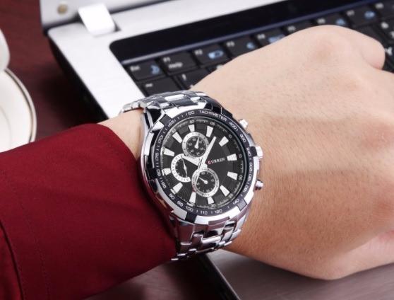 Curren Relógio Masculino Prova D