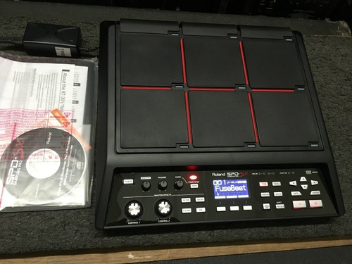 Roland Spd Sx Battery
