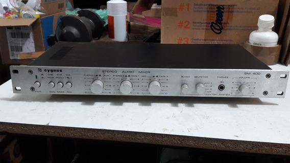 Mixer Cygnus Sm400 Padrão Rack 19 Raro