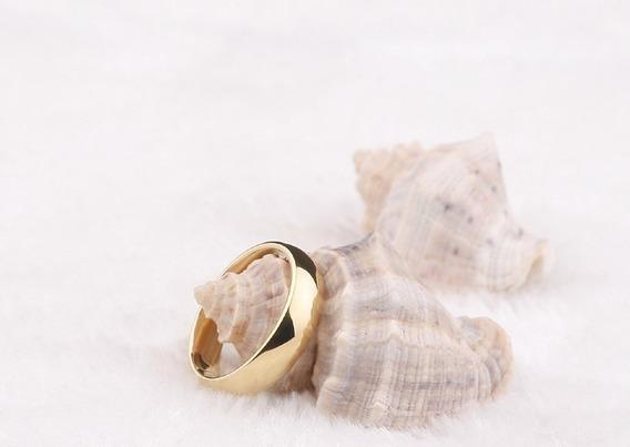 Par Alianças 6mm Casamento Noivado Moedas Antigas