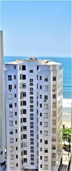 Apartamento Em Praia Das Pitangueiras, Guarujá/sp De 100m² 2 Quartos À Venda Por R$ 375.000,00 - Ap413220