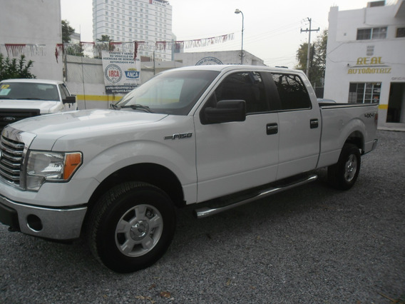 Pick Up Lobo Crew Cab Slt Modelo 2011 4x4 Blanca