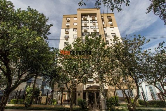 Apartamento A Venda No Bairro Bom Jesus Em Porto Alegre - - 15517md-1