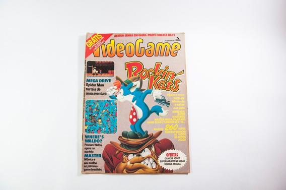 Revista Videogame, Ano 1, N. 09, Dezembro, 1991