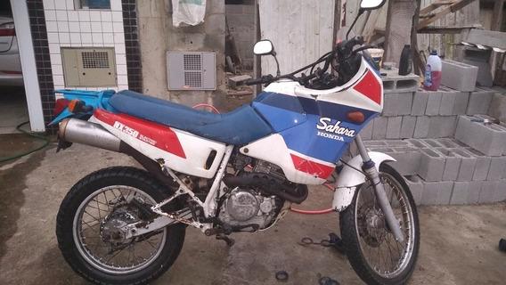 Honda Honda Sahara Nx350