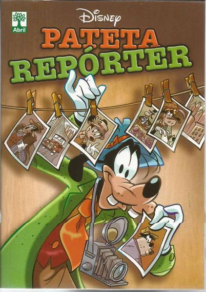 Pateta Reporter - Abril - Bonellihq Cx130a A18