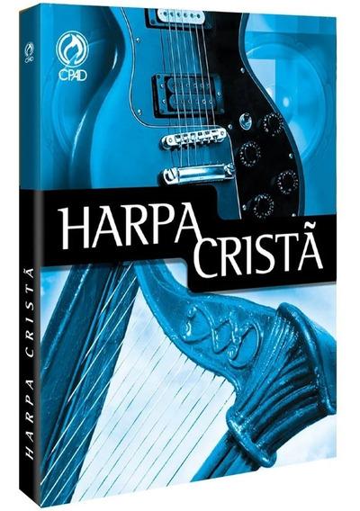 Harpa Cristã Popular Grande - Cpad