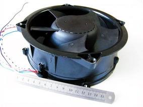 Cooler Fan 20x20 Cm 24v P/ Painel De Energia Rack Servidor