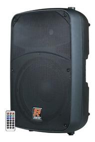 Caixa Acústica Ativa Staner Sr-315a 15 300w Bt Frete Gratis