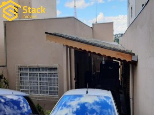 Casa Térrea A Venda Em Jundiaí No Bairro Vila Progresso. - Ca01724