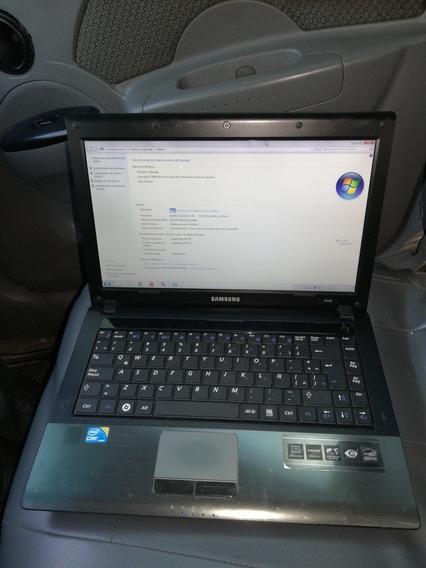 Computadora Laptop Samsung R440 8ram I3 500 Disco Duro