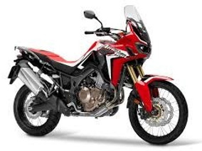 Africa Twin Crf1000l -automatica- Tuamoto