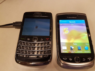 Blackberry Bold Y Blackberry Torch, Liberados $1400 Oferta