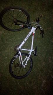 Bicicleta Kawasaki Rod. 26 Aluminio