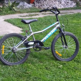 Bicicleta R 20 Freestyle Cromado Futura